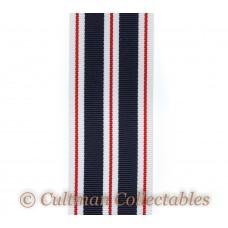 King's Police Medal / KPM Medal Ribbon (Gallantry) – Full Size