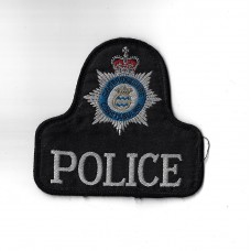 Cambridgeshire Constabulary Cloth Pullover Patch Badge