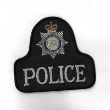 Bedfordshire Police Cloth Pullover Patch Badge