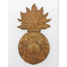 Royal Marine Artillery Helmet Plate