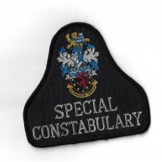 Devon & Cornwall Special Constabulary Cloth Pullover Patch Badge