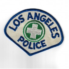 United States Los Angeles Police Cloth Patch