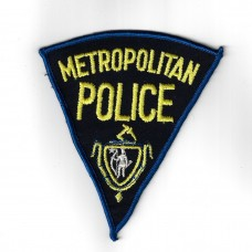 United States Metropolitan Police Cloth Patch