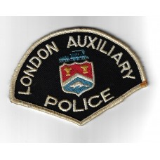 Canadian London Auxiliary Police Cloth Patch
