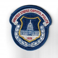 United States Capitol Police Cloth Patch