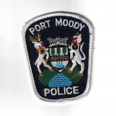 Canadian Port Moody Police Cloth Patch