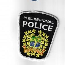 Canadian Peel Regional Police Cloth Patch