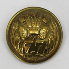 Victorian 77th (East Middlesex) Regiment of Foot Button (Large)