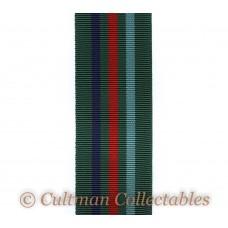 Commemorative Voluntary Service Medal Ribbon – Full Size