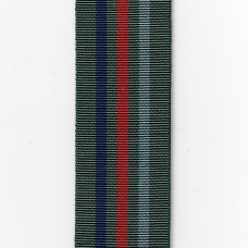 Commemorative Voluntary Service Medal Ribbon – Full Size