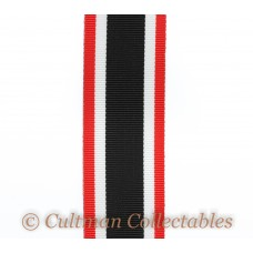 German WW2 War Merit Cross 1939 Medal Ribbon – Full Size