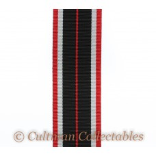 German WW2 War Merit Medal Ribbon – Full Size