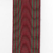 WW2 Belgian Croix de Guerre Medal Ribbon – Full Size