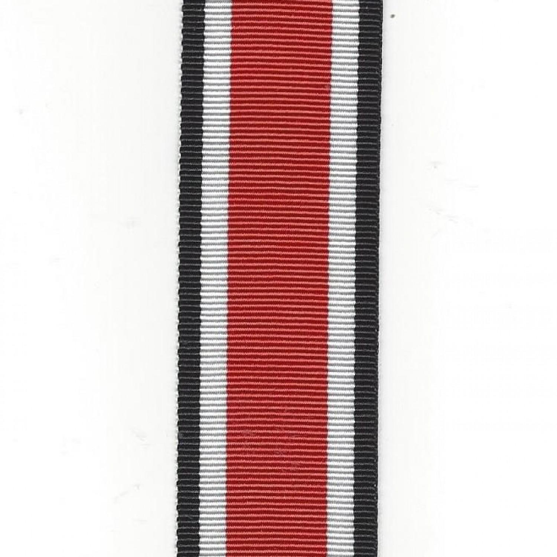 German WW2 Iron Cross Medal Ribbon – Full Size