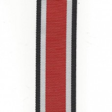 German WW2 Iron Cross Medal Ribbon – Full Size