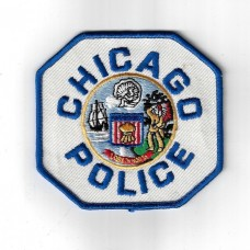 United States Chicago Police Cloth Patch