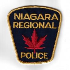 Canadian Niagara Regional Police Cloth Patch