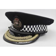 Scottish Police Forces Senior Officer's Cap (Pre 1953)