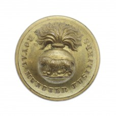 Royal Munster Fusiliers Officer's Button (Large)