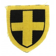 38th (Welsh) Division Printed Formation Sign