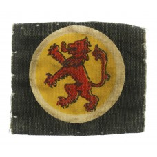 15th (Scottish) Infantry Division Printed Formation Sign