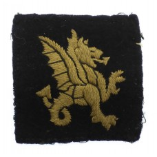 43rd (Wessex) Division Cloth Formation Sign