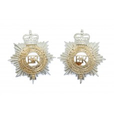 Pair of Royal Corps of Transport (R.C.T.) Anodised (Staybrite) Co