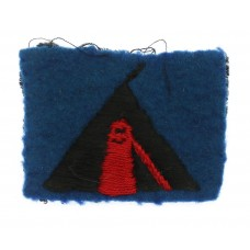 59th (Staffordshire) Division Cloth Formation Sign - 2nd Pattern