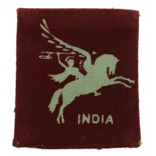 44th Indian Airborne Division Printed Formation Sign