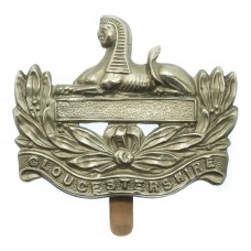 5th & 6th Bns. Gloucestershire Regiment Cap Badge