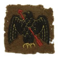 11th Anti-Aircraft Division Cloth Formation Sign