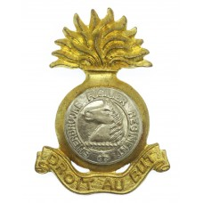 Canadian Sherbrooke Fusiliers Regiment Cap Badge