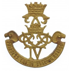 Canadian 4th Princess Louise Dragoon Guards Cap Badge
