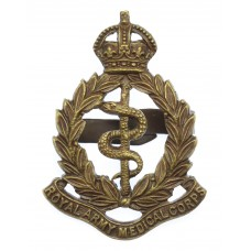Royal Army Medical Corps (R.A.M.C.) Officer's Service Dress Cap B