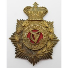 Victorian Connaught Rangers Helmet Plate