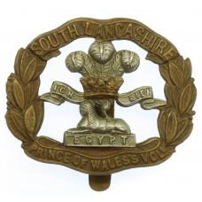 South Lancashire Regiment Cap Badge