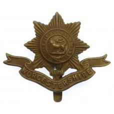Worcestershire Regiment Cap Badge