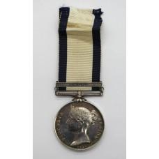 Naval General Service Medal 1793-1840 (Clasp - Egypt) - Landsman