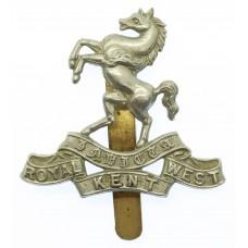 Royal West Kent Regiment Cap Badge