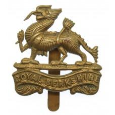 Royal Berkshire Regiment Cap Badge