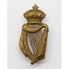 Boer War Royal Irish Reserve Regiment Cap Badge