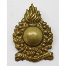Victorian Royal Limerick County Militia Glengarry Badge