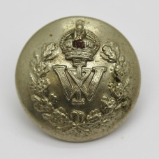 Isle of Wight Police Button- King's Crown (Large)