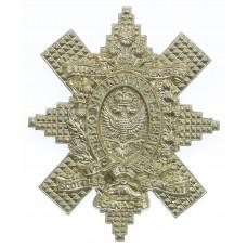 Lanark & Renfrew Scottish Regiment of Canada Cap Badge