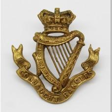 Victorian Connaught Rangers Cap Badge