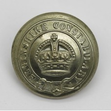 Elginshire Constabulary Button - King's Crown (Large)