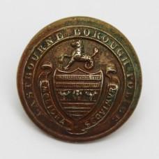 Eastbourne Borough Police Button (Large)