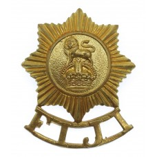 Fiji Defence Force Cap Badge - King's Crown