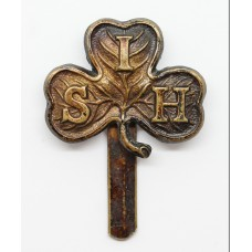 South Irish Horse Cap Badge