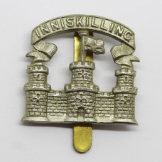 Scarce Royal Inniskilling Fusiliers Cap Badge (c.1926-34)